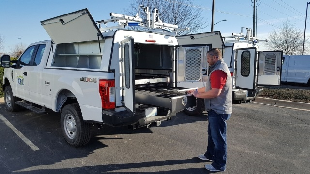<p>Available for 5 1/2-foot, 6 1/2-foot and 8-foot full size truck beds as well as 5- and 6-foot compact truck beds, the StorMaster is a convenient storage solution.<em>(Photo courtesy of LTA Manufacturing)</em></p>