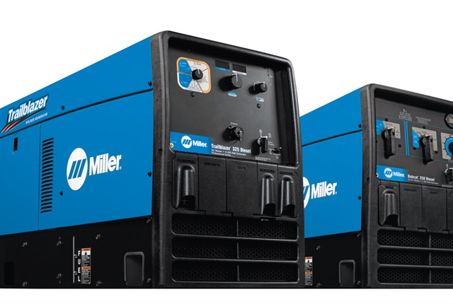 "<p><span>The new Trailblazer</span><span> 325 Diesel and Bobcat 250 Diesel welder/generators by </span><a href=""http://www.millerwelds.com/"">Miller Electric Mfg. Co.</a><span> — both fully compliant with all applicable EPA Tier 4 Final emissions regulations — deliver multiprocess welding capabilities and smooth generator power, with innovative technologies designed for the professional welder.</span></p>"