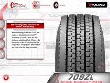 <p><span>The commercial version features product information in an interactive format, 360-degree tire photography, Yokohama's proprietary Fuel Savings Calculator and an easy-to-use Dealer Locator. </span></p>