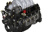 PSI's new 8.8L engine was launched at the 2014 Work Truck Show. (PHOTO: PSI)