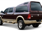 A.R.E. announces its RT Series fiberglass truck cap is now available for 2009-current Dodge Ram trucks with 6.3-foot beds.