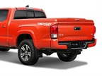 Truck Caps, Tonneau Covers for 2016 Toyota Tacoma