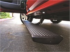 With a 600-pound capacity and rugged design, the PowerStep compliments the aggressive exterior profile and increased capabilities of these vehicles, by providing a retractable, LED lighted, extruded aluminum running board that makes it easy to enter and exit the vehicle.