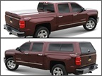 A.R.E is now offering its popular LSII Series, CX Series, V Series, Overland Series and Deluxe Commercial Units (DCUs) for the 2014 Chevrolet Silverado and GMC Sierra with 6.5-foot and 5.7-foot beds.
