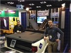 DiamondBack Truck Covers unveiled the world's first tonneau covers compatible with CNG and LPG conversions for pickup fleet customers.