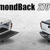 DiamondBack 270 truck covers