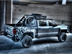 The Commander Series concept truck being designed for Willie Robertson, CEO of Duck Commander will serve as the prototype of the upcoming Limited Edition Commander Series truck set to be available in 2014.