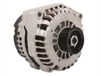 Photo of alternator for light- and medium-duty Chevrolet and GMC trucks courtesy of LoadHandler
