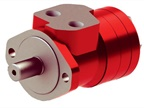 The MH Series low-speed high torque motor is available in 16 displacement sizes. (Photo: Muncie Power)