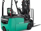 Featuring a compact design, these 3-wheel forklifts are equipped with wet disc brakes for improved performance in wet or corrosive environments, electric power steering that provides improved energy efficiencies, and an ergonomic operator compartment that helps the operator remain productive throughout the entire shift.