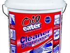 Oil Eater Original Cleaner and Degreaser now comes in 5-gallon containers.