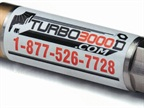 TURBO3000D is a patented, fuel-emission reduction retrofit device.