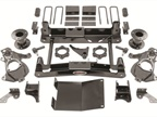 Image of the new Rancho Silverado/Sierra performance suspension system courtesy of Rancho Performance.