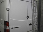 Rear Door Access Ladder