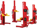 Rotary Lift Mobile Column Lifts