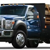 The propane autogas fuel system will be available for 2012 and later models of the Ford F-450 and F-550 truck series.