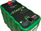 uSTART smart power systems are based on ultracapacitors, which are used as energy storage building blocks. Image courtesy of Ioxus.