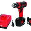 Snap-on's 14.4 Volt Cordless Drill (CDR4450) offers more power and performance with an ergonomic over-molded cushion grip and over-sized trigger.