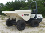 <p>Site dumpers such as the Terex TA3 can be used in upkeep of public properties such as parks, golf courses and cemeteries.</p>