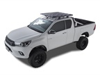 Toyota Hilux Extra Cab (photo of Australian truck courtesy of Rhino Rack - product is available in the U.S.)