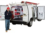 New WEATHER GUARD profession-specific van storage packages are customized for unique job requirements.