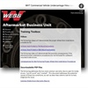 Webb Wheel Training Toolbox website.