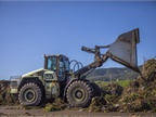 Image of Hybrid Wheel Loader courtesy of Volvo Construction Equipment