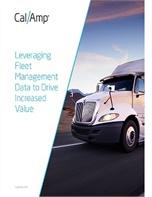 Leveraging Fleet Management Data to Drive Increased Value
