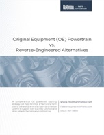 Original Equipment (OE) Powertrain vs. Reverse-Engineered Alternatives