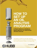 How to Set Up an Oil Analysis Program