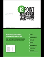 12 Point Buying Guide to Video Safety Systems